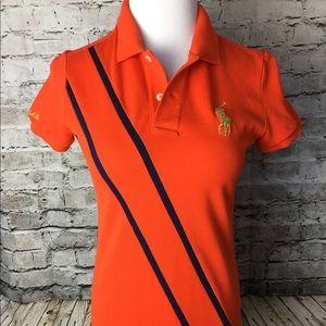 Ralph Lauren Sport women's big pony polo shirt